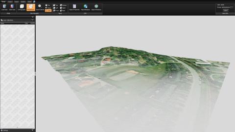 TC5D Pointcloud perspective