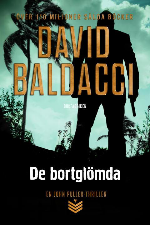 Baldacci - De bortglomda - 9789176293331