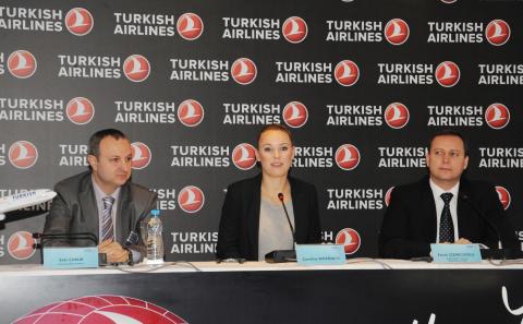 Turkish Airlines & Caroline Wozniacki