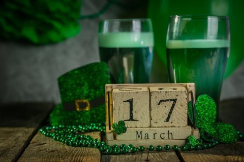 St. Patricks Day Stock