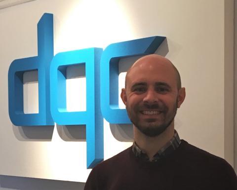 DQC rekryterar och hälsar Erik Tevell välkommen till teamet!