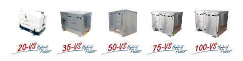 Hi-res image - Fischer Panda UK - Fischer Panda UK is introducing the VS-Series - a range of variable speed hybrid DC generators for electric propulsion