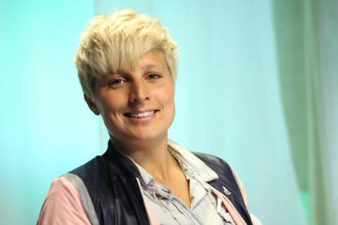 Lisa Ek är Eurosports expert under fotbolls-EM