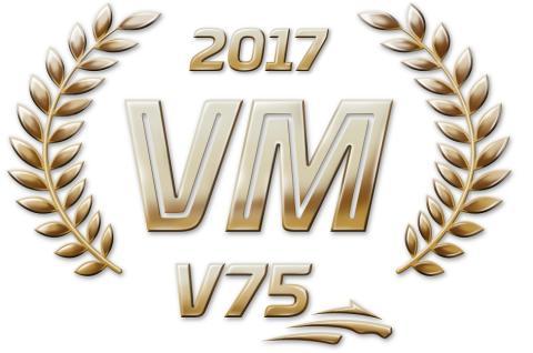 Vinn världsmästartiteln – spela V75 på lördag