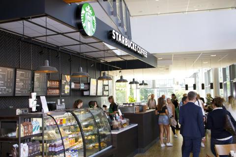 Starbucks BI Nydalen