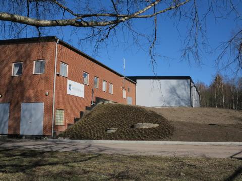 Nya vattenverket i Segerfors klart!