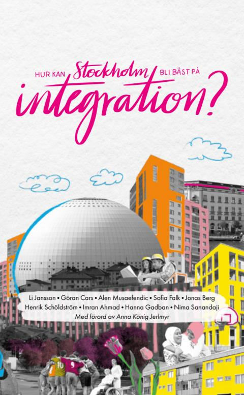 M i Stockholms stad lanserar antologi om integration