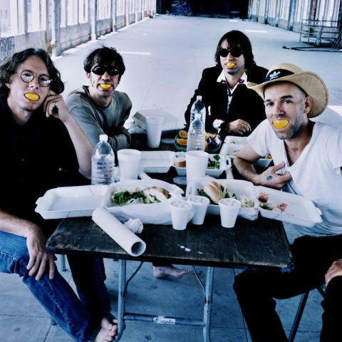 R.E.M., Los Angeles 1996