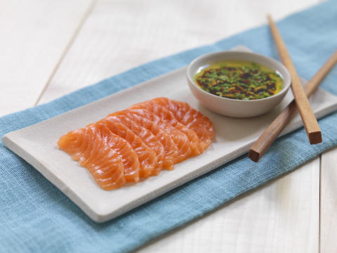 Norwegian salmon opens up new markets