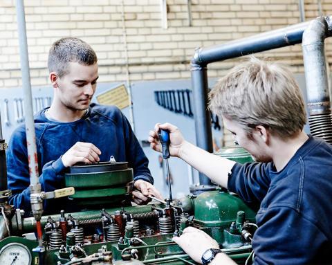 MARTEC – Der skal uddannes flere maskinmestre i Nordjylland
