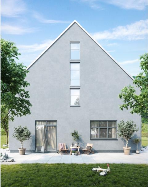 Serafim Fastigheter avyttrar bostadsprojektet Brf Akleja i Sollentuna