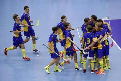Supervändning av Sveriges U19-herrar