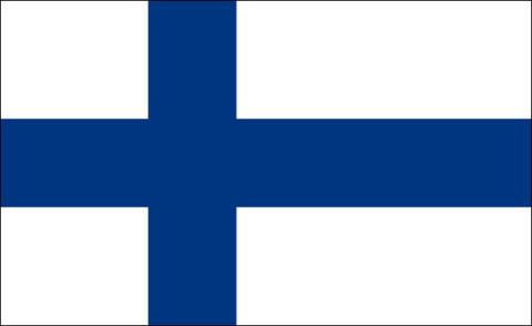 Finnland-Fahne