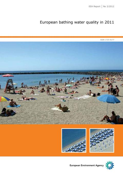 EEA Report 3 2012 European bathing water quality