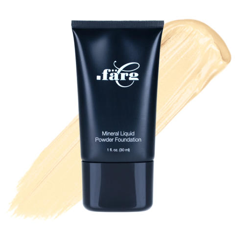 Mineral Liquid Powder Foundation - Linen