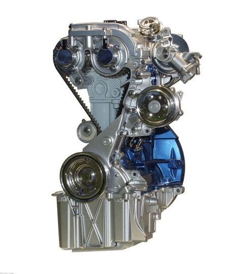 Fordin 1.0 EcoBoost -moottori