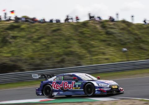 DTM: Ekström och Audi i fortsatt mästerskapsledning