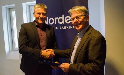 Nordeas vetenskapliga pris 2017