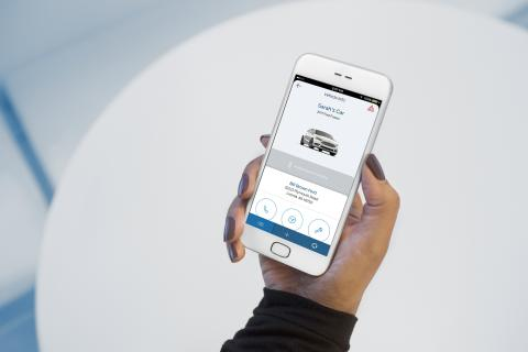 Nechceš půjčit auto? Mnozí Evropané jsou podle výzkumu Fordu ochotni dělit se o auto, bydlení, telefon adokonce iopsa