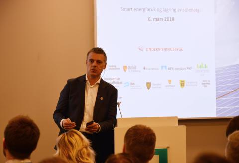 Byråd Kjetil Lund