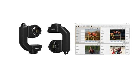 Canon develops a remote control system for interchangeable-lens