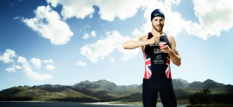 British Triathlon Goes the Distance With Müller Rice