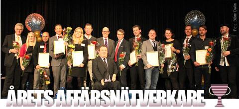 Birgitta Emnell Gatestål med i kampen om titeln som Årets Affärsnätverkare 2013!