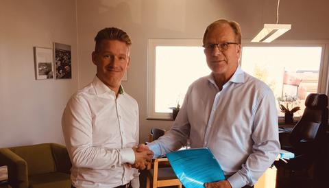 Schneider Electric och ELAN EL&VVS tecknar strategiskt partnerskap kring fastighetsautomation