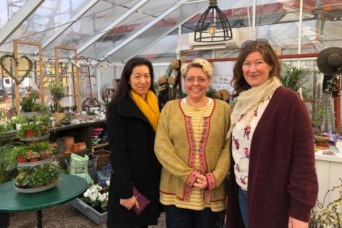 Jonsereds Trädgårdar växer med tre nya entreprenörer