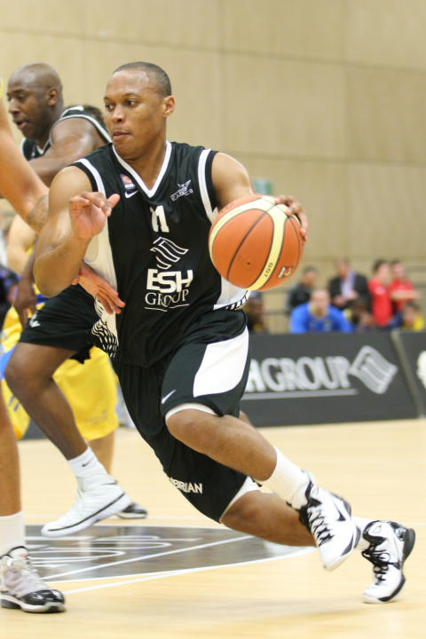Newcastle Eagles v Glasgow Rocks
