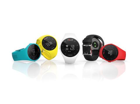 Uusi  Polar M200 -GPS-juoksukello nyt kaupoissa