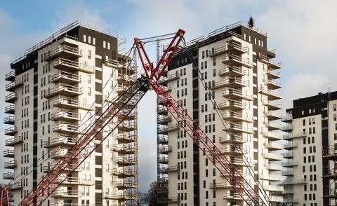 Personalbrist i byggsektorn, en sanning med modifikation