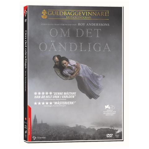 Om det oändliga, DVD