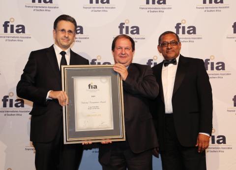 Discovery bags FIA award