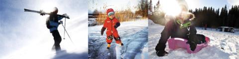 Fem tips för bättre och roligare vinterbilder