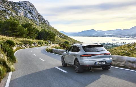 Porsche Macan S lanceres med ny V6-turbomotor