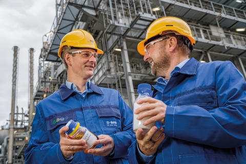 BASF medgrundare av alliansen End Plastic Waste