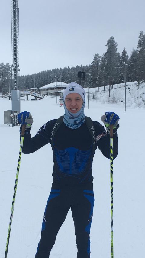 Linus Karlsson Skidskytte