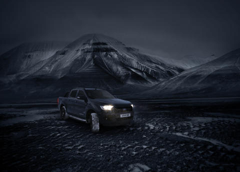 Ford Ranger Black Edition Svalbard (6)
