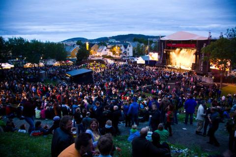 Guide till sommarens festivaler i Nordland