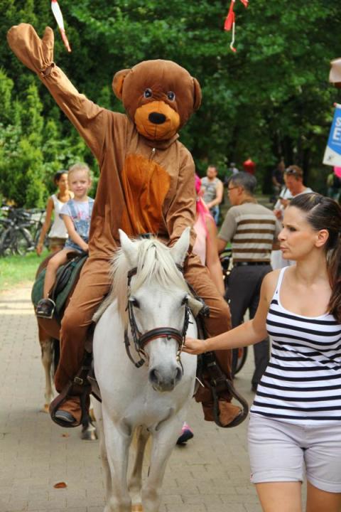 Tag der offenen Tür im Bärenherz: Eine Bilddokumentation