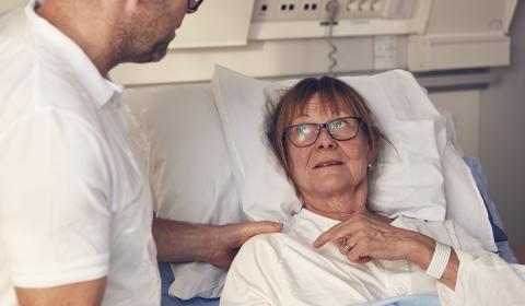 Akademiska tar krafttag mot fallolyckor