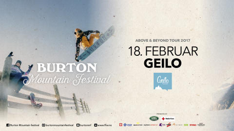 Burton Mountain Festival, Geilo Vestlia