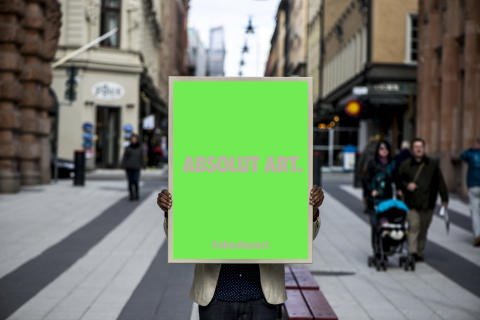 Absolut Art – art for everybody