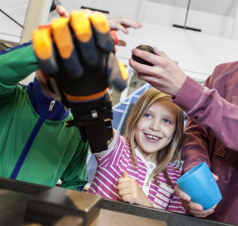 Italienska innovationer i framkant i sommarutställning på Tekniska museet