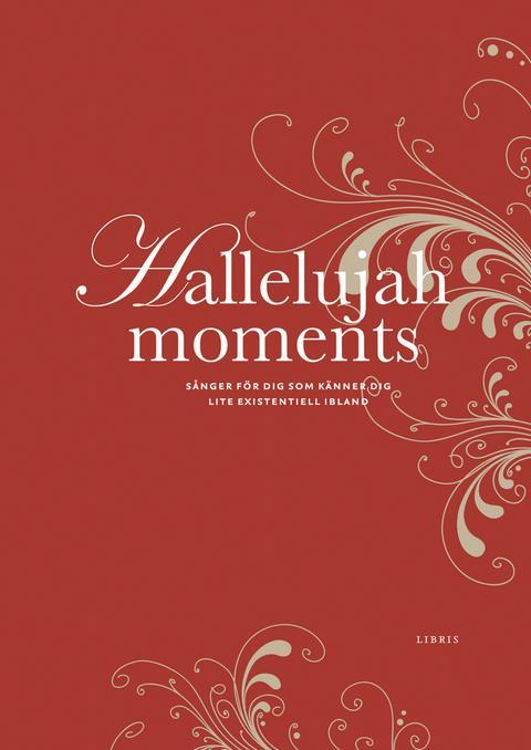 Pressmeddelande från Libris förlag: Hallelujah Moments