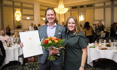 Orangos HR-chef utsedd till Årets HR-profil 2018