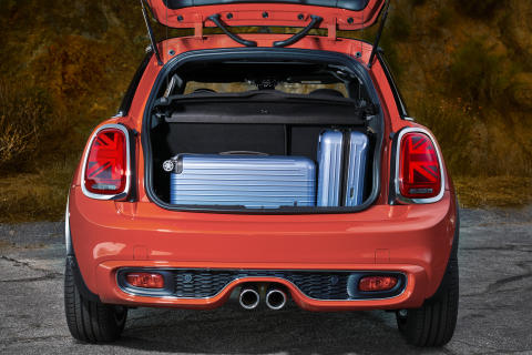 Nya MINI Cooper S 3-dörrar