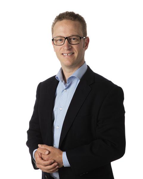 Henrik Bengtsson. Fotograf: Magnus Wahman.