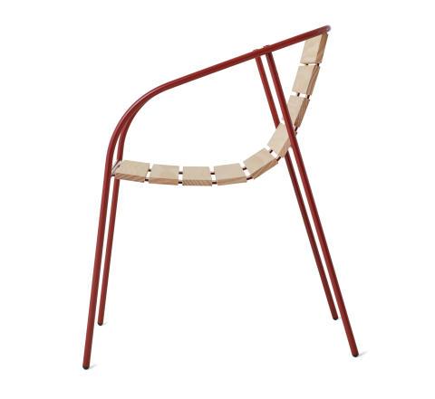 Rocky stol, design Nina Jobs